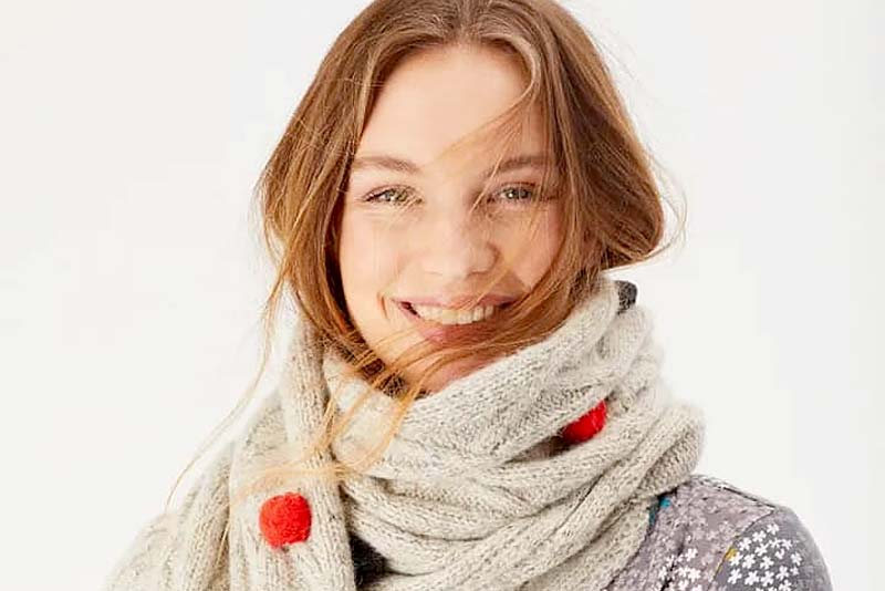 White Stuff Scarf