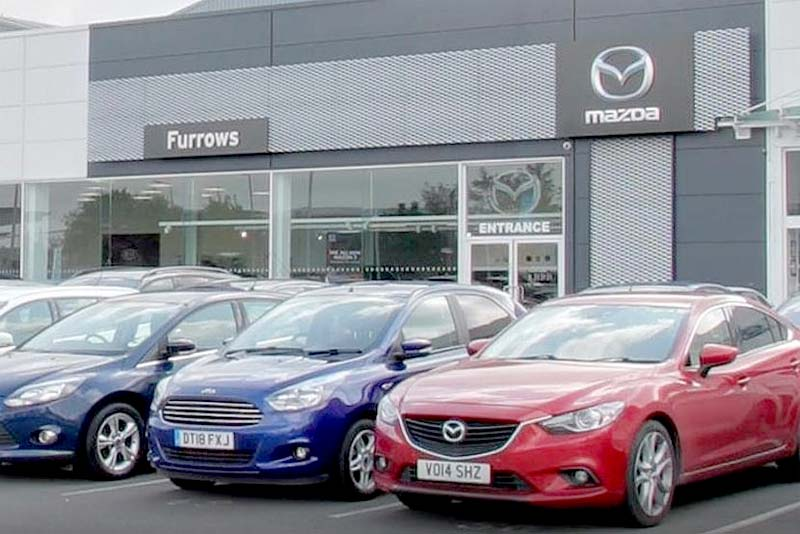 Furrows Mazda Shrewsbury photo