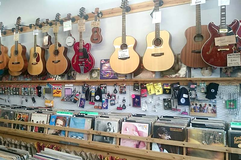 Selection of Guitars
