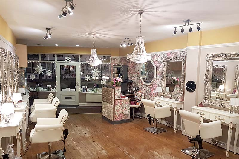 Pamper Yourself At Honeycomb Hair Company In Newport
