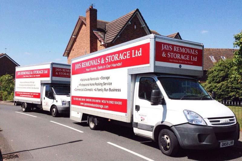 Jays Removals and Storage Ltd