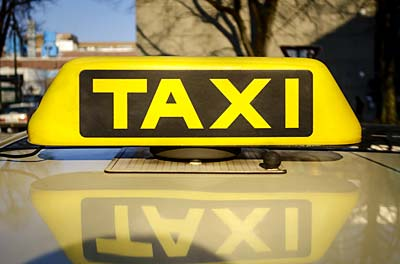 find taxi services in newport