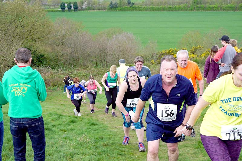 Lilleshall Monumental 10k Race