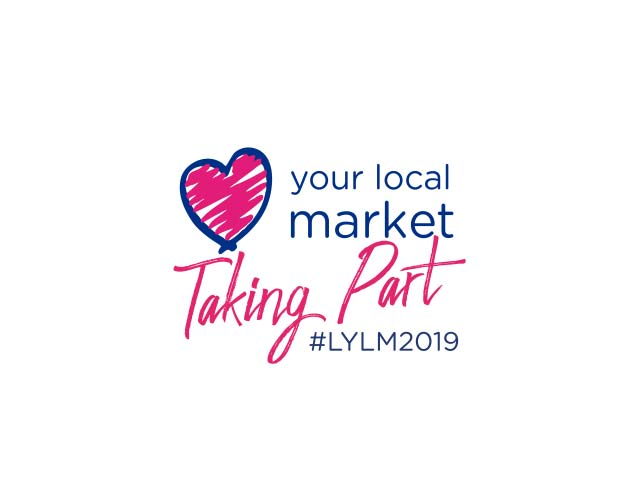 Love Your Local Market 17th - 31st May 2019