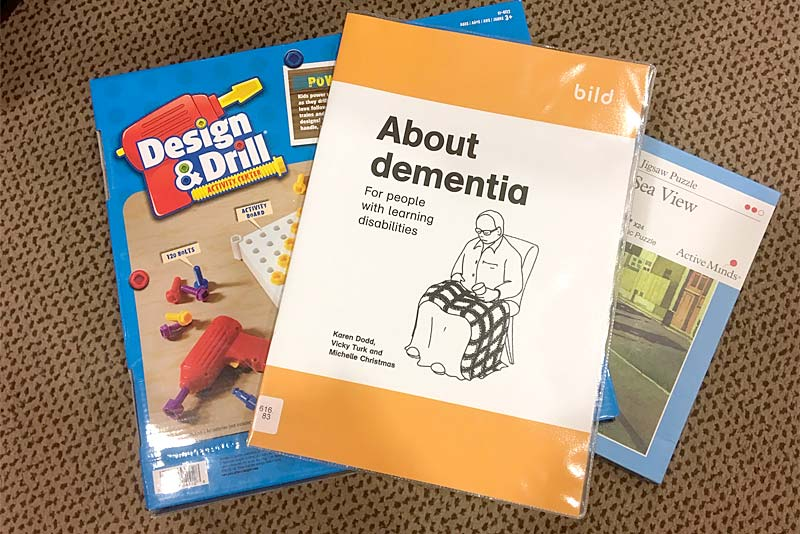 dememtia active books