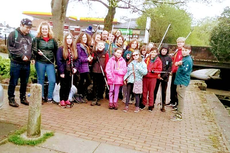 newport and muxton scout group